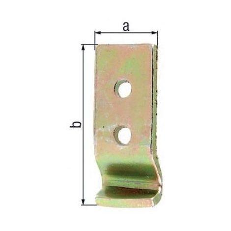 Ganchos de garrapata forma D.LA/18/K2