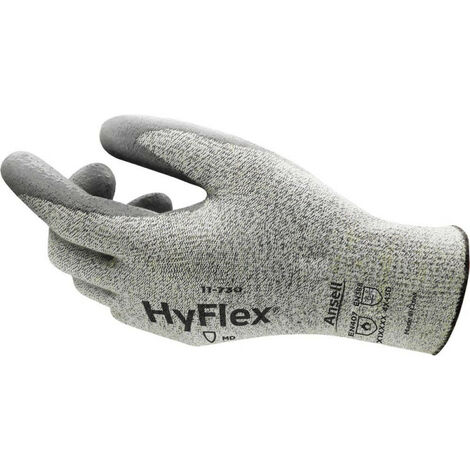 Gant anti-coupure HyFlex 11-730 Taille 9 Ansell (Par 12)