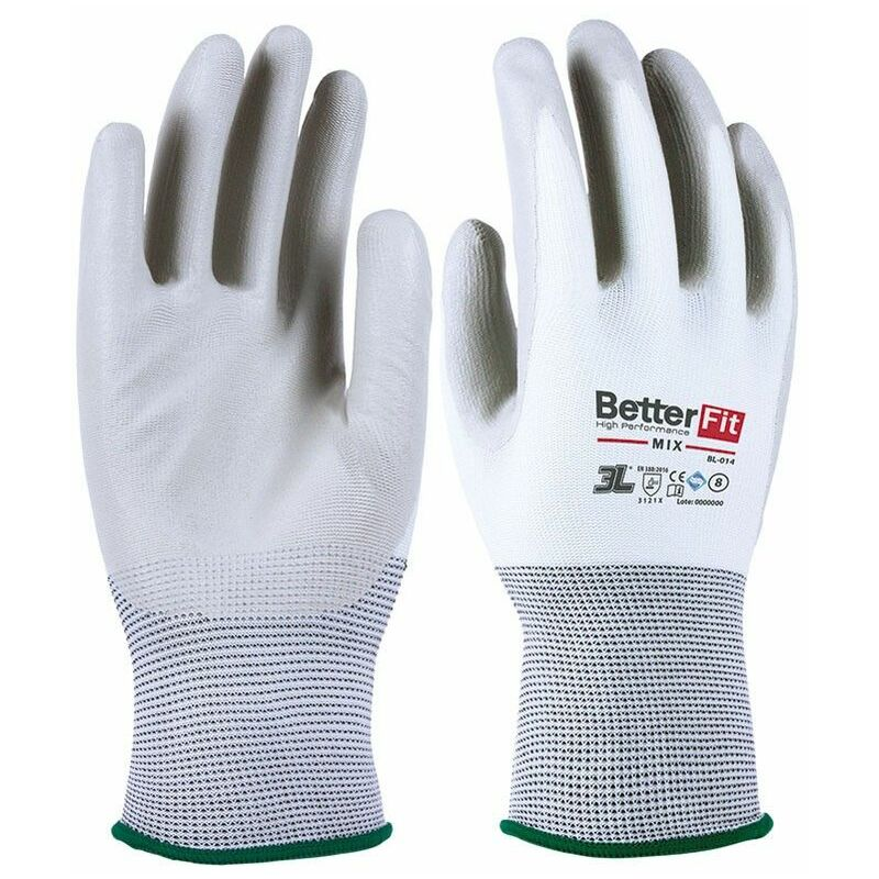 3L - Gant Betterfit Mix Pu + Nitrile T / 10