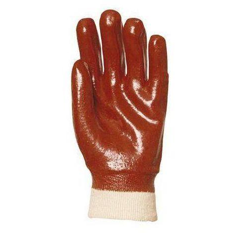 Gant bricolage coton enduit PVC rouge actifresh LIVRAISON 24/48H Coverguard