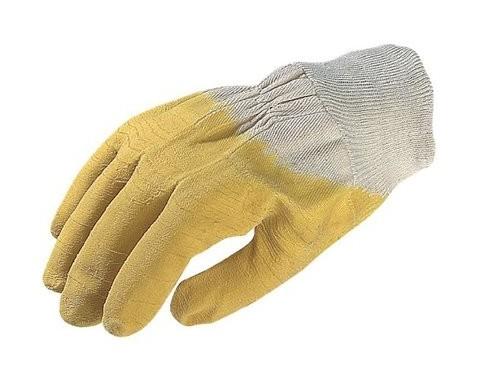 Gants latex jaune Modèle 0 - Euro-protection