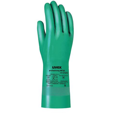 """main image of """"Gant de protection contre les produits chimiques - Uvex - profastrong NF33"""""""