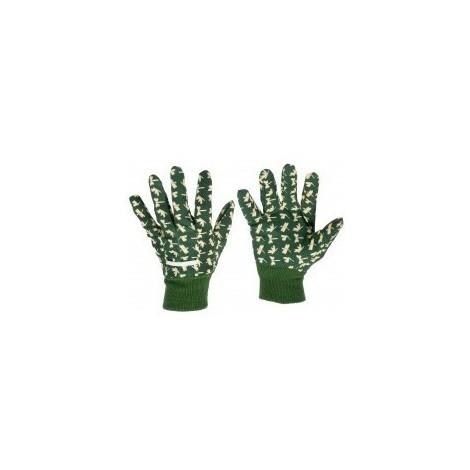 Gant jardin enfant vert 6-12a sckrtk001