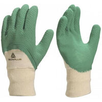 GANT LATEX CREPE VERT SUPPORT COTON DOS AERE DELTA PLUS-LA5000