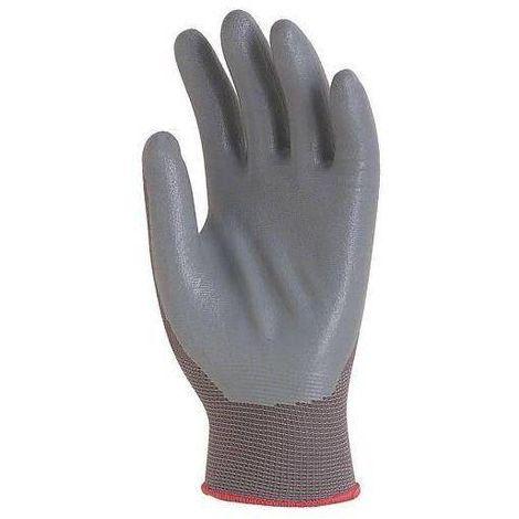 Gant mécanicien polyamide, paume enduit mousse de nitrile Coverguard