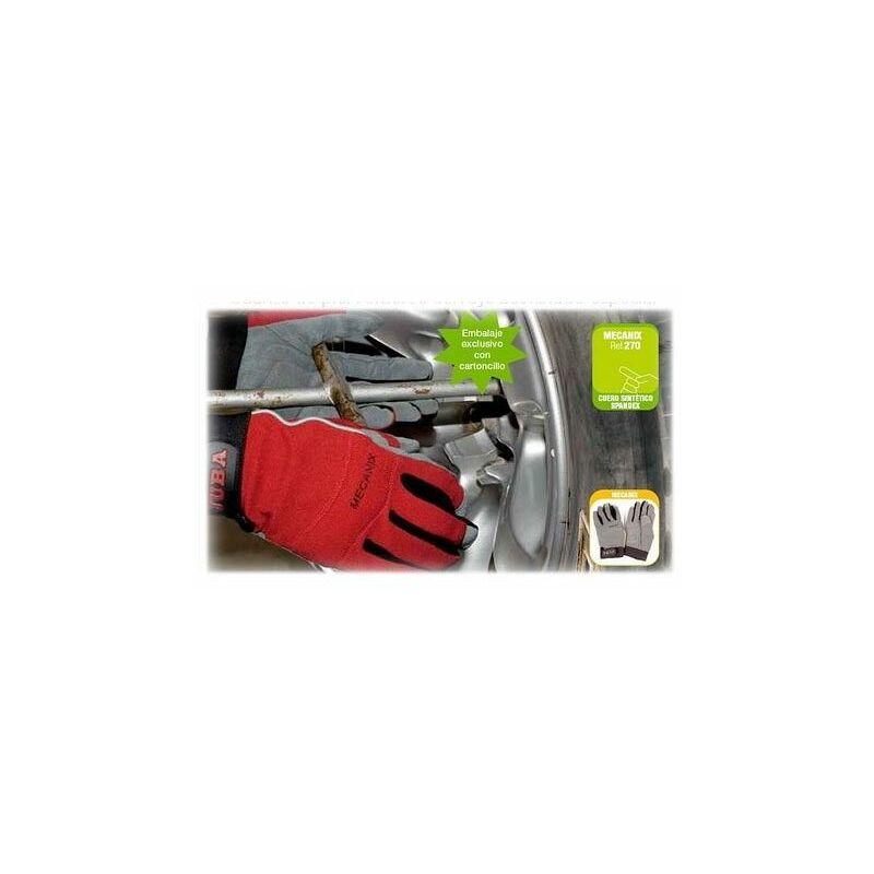 Gant Mécanique Synthétique Mecanix Red T 10