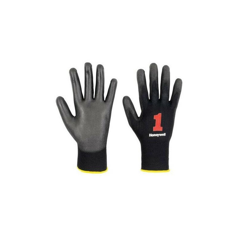 Gant polyamide enduit PU Vertigo Black (9) - Taille : 9