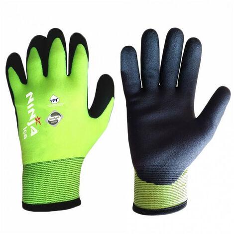 Gant spécial froid haute visibilité Ninja Ice SINGER - plusieurs modèles disponibles