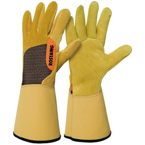 Gant taille et débroussaillage rosiers et épineux RONCIER ROSTAING - plusieurs modèles disponibles