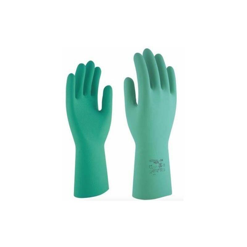 3L - Gant Vert Sans Nitrile De Silicone 330 T-10