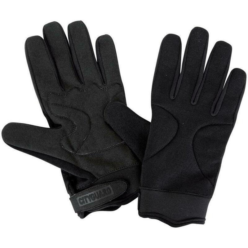 Gants bi-matière CityGuard Noir XL