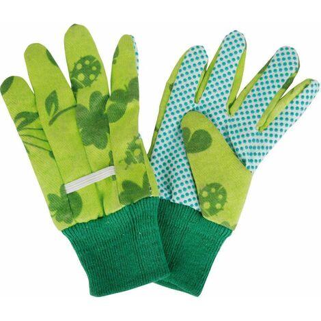 Gants de jardinage en Coton et Polyester pour enfant
