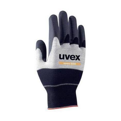 Gants de montage Taille (gants): 10 Uvex Z200 6002010 EN 388 1 paire(s)
