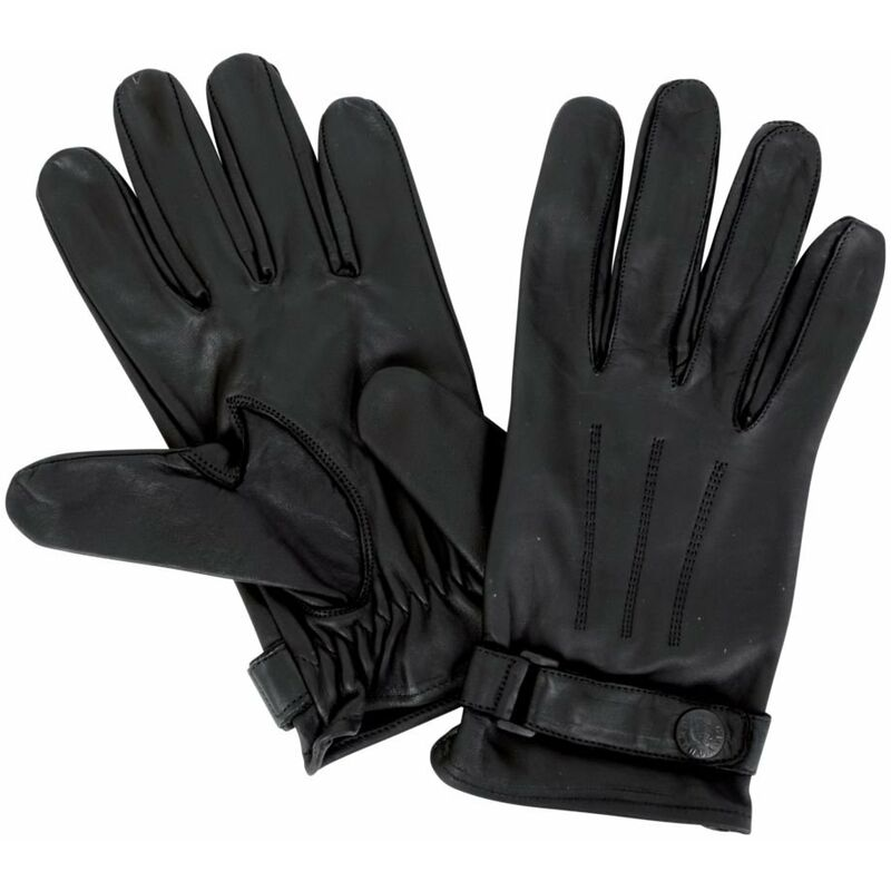 Gants de palpation cuir CityGuard Noir XL