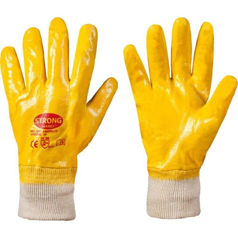 Gants de protection AMARILLO, Taille 9 (Par 12)