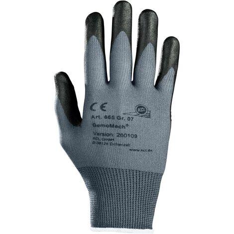 "main image of ""Gants de protection KCL 665-7 Nitrile, polyamide, polyuréthane EN 388 Taille 7 (S)"""