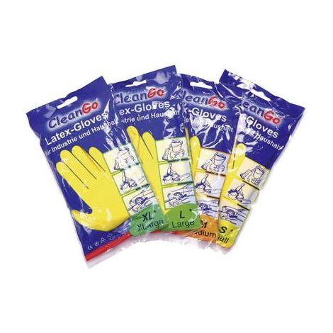 Gants de protection L+D CleanGo 1460 Latex naturel - Taille 10 (XL)