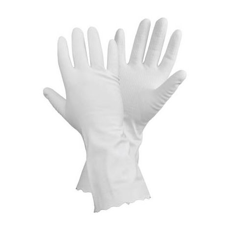 Gants de protection L+D CleanGo 1462 vinyle - Taille 10 (XL)