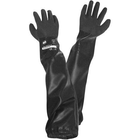 Gants de protection L+D Griffy 1485-D PVC EN 388