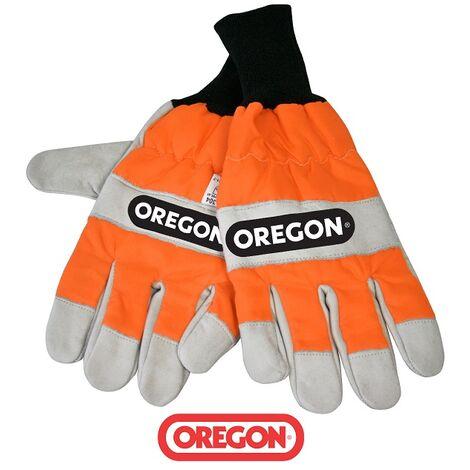 Gants de protection pour tronçonner Oregon - Orange
