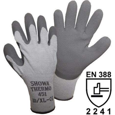 """main image of """"Gants de protection Showa 14904 Acrylique/coton/polyester EN 388 Taille 8 (M)"""""""