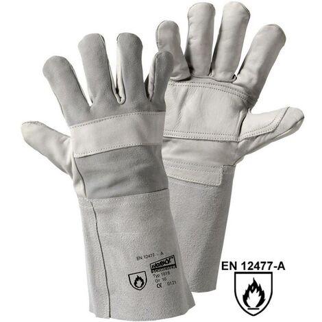 Gants de soudeur Taille: taille unique L+D worky BRIO 1816 1 paire(s)