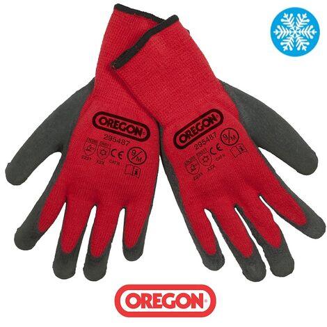 Gants de travail hiver Oregon