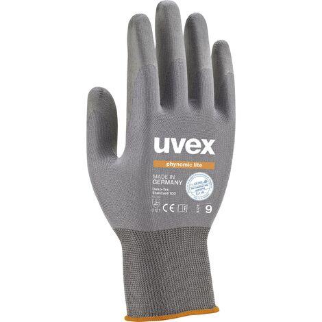 Gants de travail Taille: 5 Uvex phynomic lite 6004005 1 paire(s) S449571