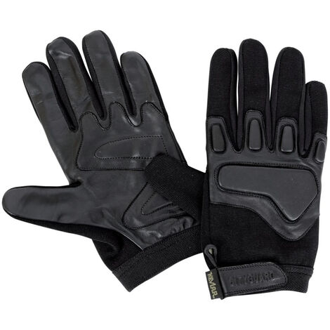 Gants d'intervention kevlar CityGuard Noir XL