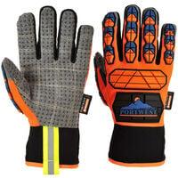 Materiales más habituales de los guantes de protección