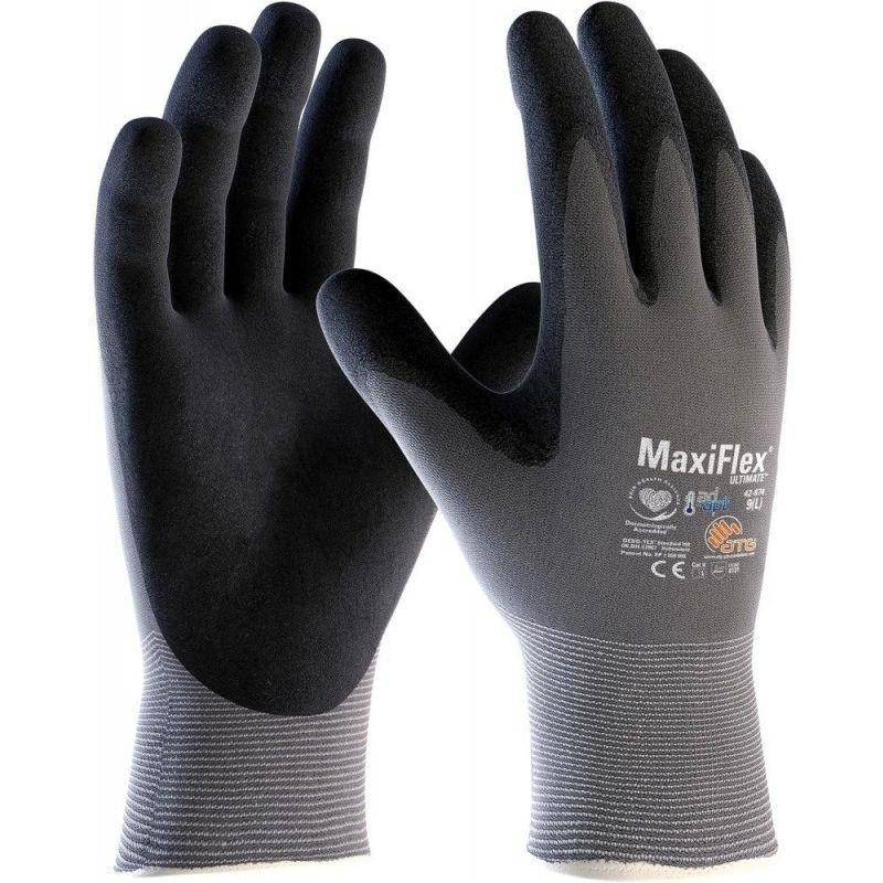 FP - Gants MaxiFlex Ultimate AD-APT Taille 6 (Par 12)