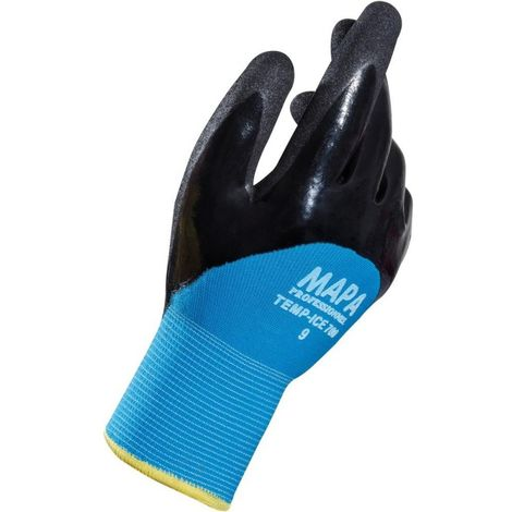 Gants Temp-Ice 700 Mapa