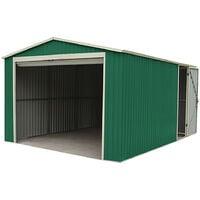 Garage in Metallo Leicester - 17,3 m² Esterno