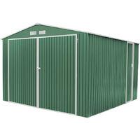 Garage in Metallo Norfolk - 16 m² Esterno