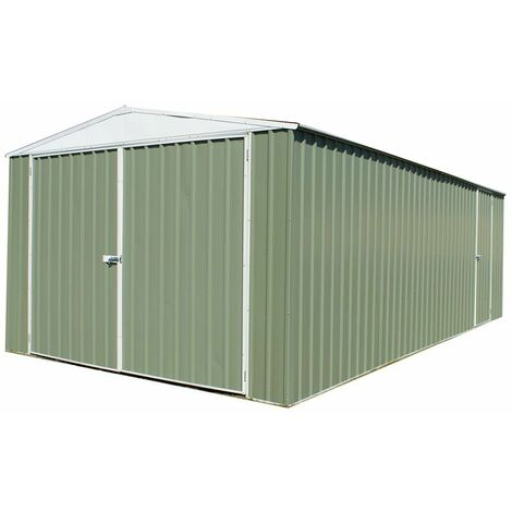 Garage métal 17.52 m²