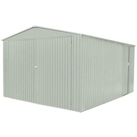 Garage métal 19,57 m2. + kit d'ancrage inclus