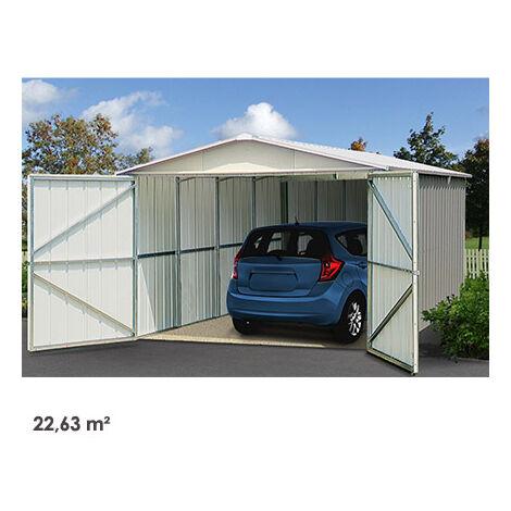 Garage Métal 22,63 m²