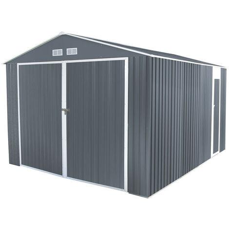 Garage Métal Gardiun Durham 15,36 m² Ext. - KIS12998