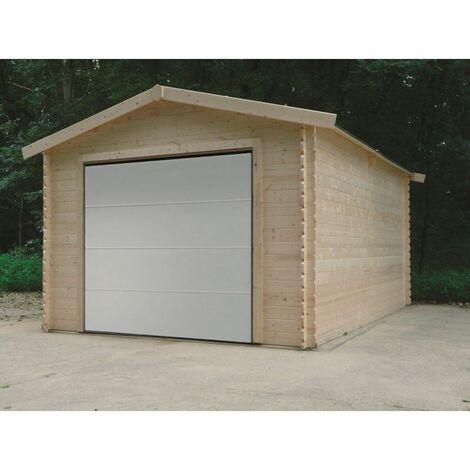 GARAGE TRADITIONAL 3580X5080 - 28MM