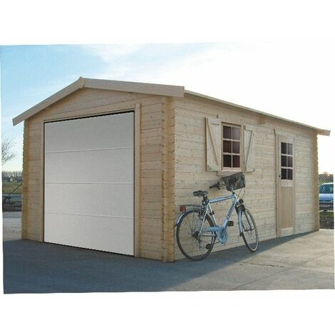 GARAGE TRADITIONAL 3580X5380 - 40MM