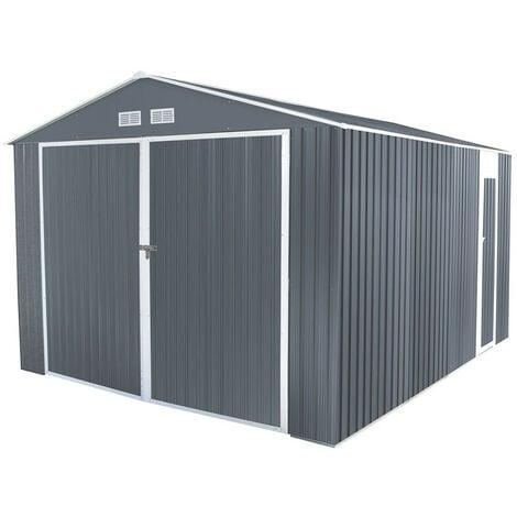 Garaje Metálico Gardiun Durham 15, 36 m² Ext - KIS12998