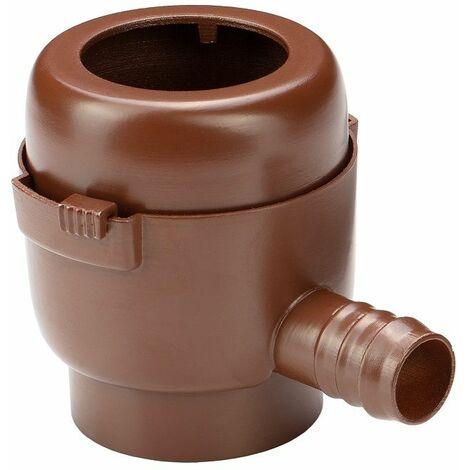 Garantia Collecteur filtrant Eco Mini, brun - 503005
