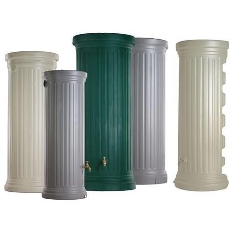 Garantia Colonnes romaines cylindriques - 1000L / Beige Sable