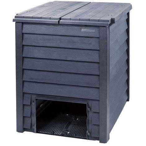 Garantia Composteur Thermo-Wood 600 L, avec grille de fond - 626051