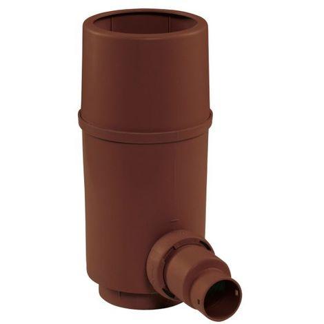 Garantia Filtro per pluviale PRO DN 100 marrone - 344201
