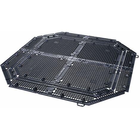 Garantia Grille de protection du sol Noir pour Thermo King 600 L