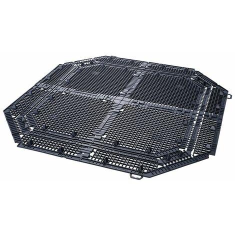 Garantia Grille de protection du sol, Noir pour Thermo King 900 L