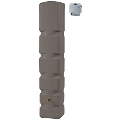 Garantia - Kit cuve murale Basic taupe - 300L
