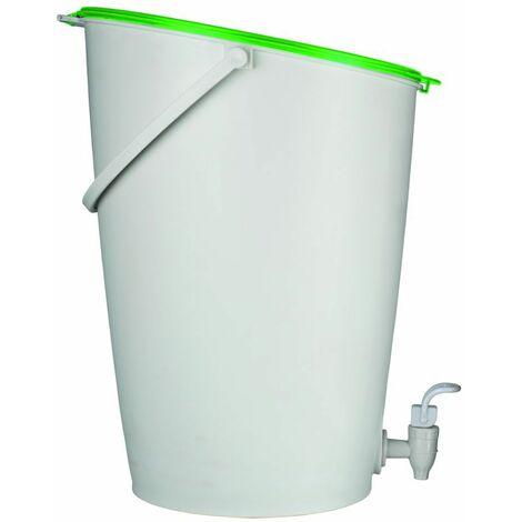 Garantia Urban Komposter grün