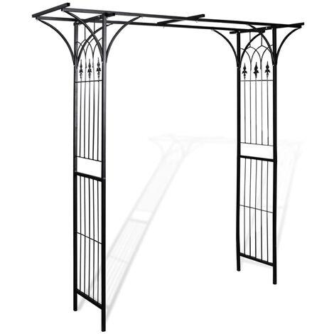 Garden Arch 200x52x204 cm
